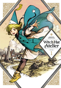 Witch Hat Atelier Graphic Novel Vol. 01
