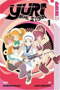 Yuri Bear Storm Graphic Novel 01