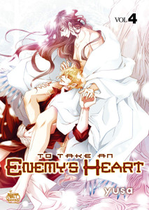 To Take An Enemy's Heart Graphic Novel Vol. 4