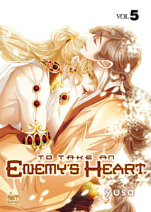 To Take An Enemy's Heart Graphic Novel Vol. 5