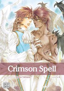 Crimson Spell Graphic Novel 06