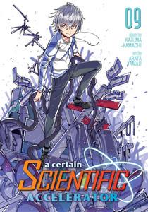 A Certain Scientific Accelerator Graphic Novel 09