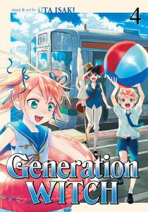 Generation Witch Graphic Novel 04