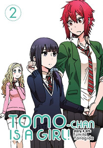 Tomo-chan is a Girl! Graphic Novel 02