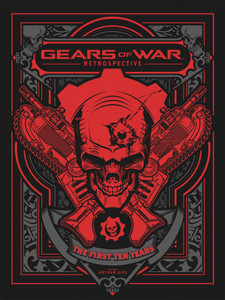 Gears of War: Retrospective Artbook (HC)