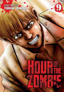 Hour of the Zombie Graphic Novel Vol. 09