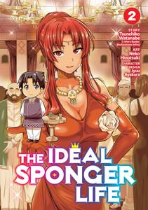 The Ideal Sponger Life Graphic Novel 02