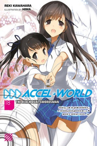 Accel World Novel 18