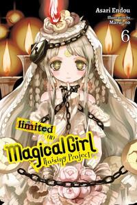 Magical Girl Raising Project Novel 06