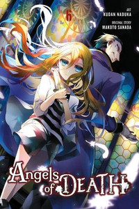 Angels of Death Graphic Novel 06