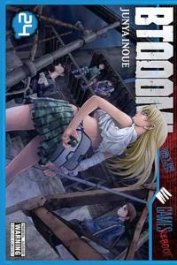 Btooom! Graphic Novel 24