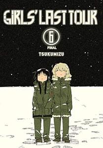 Girls' Last Tour Graphic Novel 06