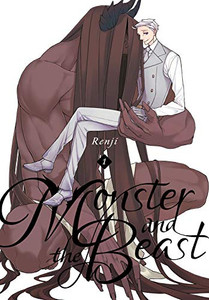 Monster and the Beast Graphic Novel 01