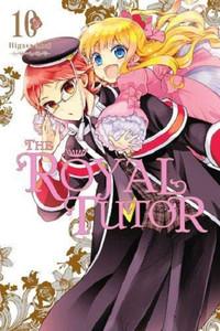 The Royal Tutor Graphic Novel 10