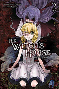 The Witch's House The Diary Of Ellen Graphic Novel 02