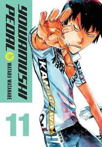 Yowamushi Pedal Graphic Novel 11