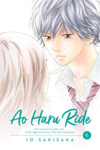 Ao Haru Ride Graphic Novel Vol. 06
