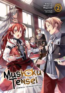 Mushoku Tensei: Jobless Reincarnation Light Novel Vol. 02
