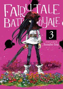 Fairy Tale Battle Royale Graphic Novel 03