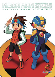 Mega Man Battle Network: Official Complete Works Artbook (HC