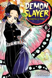 Demon Slayer: Kimetsu No Yaiba Graphic Novel Vol. 06
