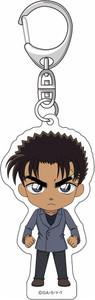 Detective Conan Keychain - Makoto Kyogoku