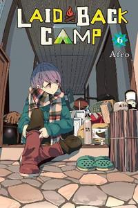 Laid-Back Camp Graphic Novel Vol. 6