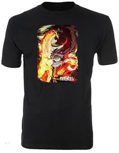 Fairy Tail T-Shirt - Dragon & Natsu (Season 7)