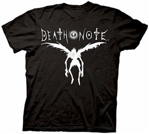Death Note T-Shirt Ryuk Silhouette