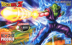 Dragon Ball Z Model Kit: Piccolo (New Packaging)