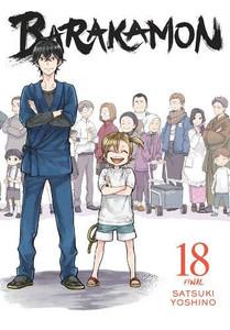 Barakamon Graphic Novel 18