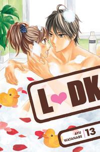 LDK Graphic Novel 13