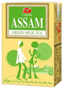 Milk Tea (400ml) - Apple Flavor