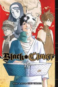 Black Clover Graphic Novel 17