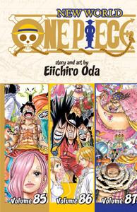 One Piece Graphic Novel Omnibus 29