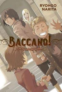 Baccano! Novel 11 (HC)
