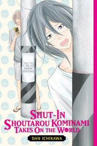 Shut-In Shoutarou Kominami Takes On the World Graphic Novel