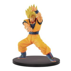 Dragon Ball Super Chosenshi Retsuden Figure - SS Goku