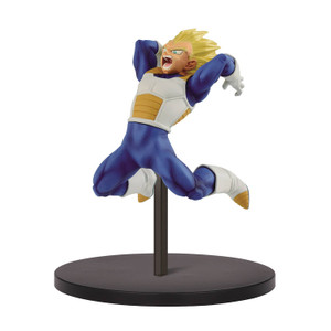 Dragon Ball Super Chosenshi Retsuden Figure - SS Vegeta