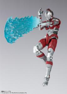 Ultraman R/B S.H.Figuarts - Ultraman - The Animation