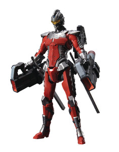 Ultraman Model Kit: Ultraman Suit ver 7.3 (Fully Armed)