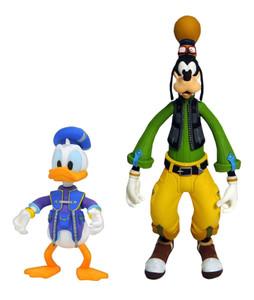Kingdom Hearts III Select AF - Donald & Goofy
