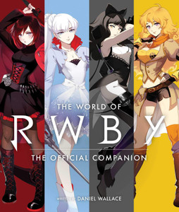 The World of RWBY: The Official Companion Art Book