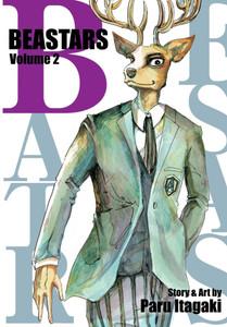 BEASTARS Graphic Novel Vol. 02