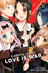 Kaguya-Sama Love Is War Graphic Novel 10