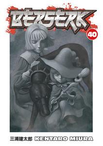 Berserk Graphic Novel Vol. 40