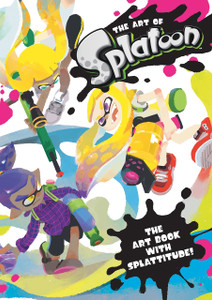 The Art of Splatoon Art Book