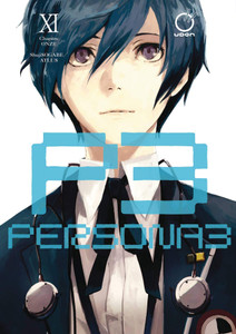 Persona 3 Graphic Novel 11