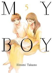 My Boy Graphic Novel 05