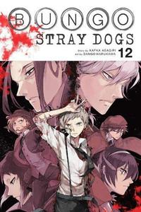 Bungo Stray Dogs Graphic Novel 12